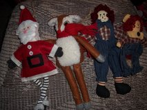 Holiday Dolls in Alamogordo, New Mexico