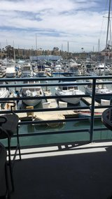 Beautiful One Bedroom condo, Harbor views, Come to the Ocean! Relax and enjoy life by the sea in Vista, California