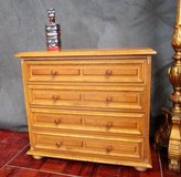 Small Oak Dresser with 4 Drawers in Ramstein, Germany