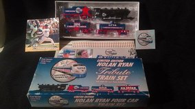 Limited Edition Nolan Ryan Tribute Train Set in Riverside, California