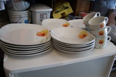 6 piece china set from Germany in DeKalb, Illinois