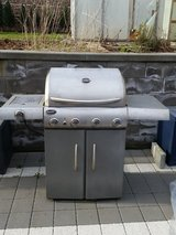Gas grill in Ramstein, Germany