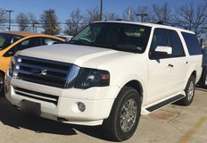 2013 Ford Expedition  Limited EL 4X4 LOW MILES! in Ramstein, Germany