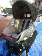 hello kitty carseat in Fort Riley, Kansas