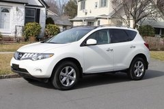2009 Nissan Murano White ONE in bookoo, US