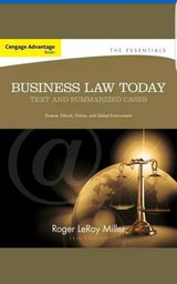 Pierce college!! Details about  Cengage Advantage Books: Business Law Today, The Essentials: Tex... in Tacoma, Washington