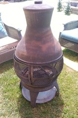 out door fire place - chimenea in Alamogordo, New Mexico