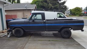 1969 FORD F-100 in Fairfield, California