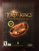 Lord of the Rings: The Fellowship of the Ring, PC in Fort Leonard Wood, Missouri