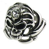 Skull ring in Camp Lejeune, North Carolina