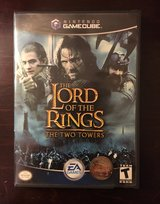 The Lord of the Rings: The Two Towers, Game Cube in Fort Leonard Wood, Missouri