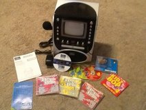 Karaoke Machine with accessories - Great for parties! in Cherry Point, North Carolina