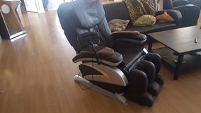 Deluxe massage chair in Alamogordo, New Mexico