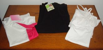 Only $1 New w Tags Girls 7/8 Capris Athletic Shirt Tank Top(s) in Morris, Illinois