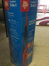 Brand new- unopened -> Dirt Devil - Simpli-Stik Lightweight Bagless Corded 3-in-1 Hand and Stick... in Chicago, Illinois