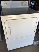 Dryer in Vacaville, California