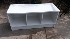 "White table 35x14"" 17"" tall in Fort Riley, Kansas"