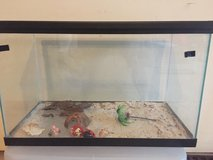 10 Gallon Tank with Screen Lid in Kingwood, Texas