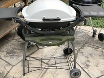 Weber Q Gas Grill in Batavia, Illinois