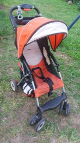 Jeep stroller in Fort Riley, Kansas