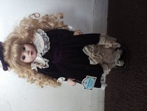 Victorian collection limited edition Genie porcelain doll by Melissa Jane in Barstow, California