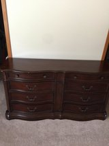 Cherry dresser in Fort Lewis, Washington