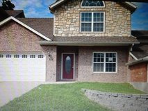Beautiful Townhouse 1800' 3 bedroom 2.5 bath In the heart St Robert minutes from FLW in Fort Leonard Wood, Missouri