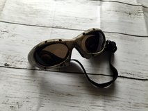 Boys sunglasses with strap in Okinawa, Japan