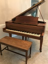 Hardman Antique Baby Grand Piano in Spring, Texas