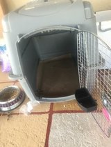 dog kennel in Oceanside, California
