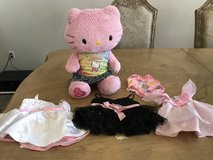 Build a Bear Hello Kitty Bundle in Fort Bliss, Texas