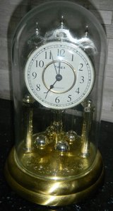 Westminster Chime Timex Anniversary Mantle Clock in Houston, Texas