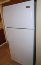 Refrigerator in Vacaville, California