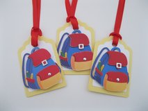 School Gift Tags Handmade, Last Day Of School, School Parties, 20 Available in Ramstein, Germany