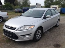2012 FORD MONDEO STATION WAGON, MANUAL , NEW INSPECTION in Ramstein, Germany