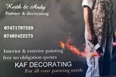 Paining & Decorating in Lakenheath, UK