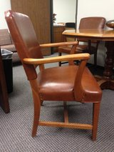 5 Beautiful Vintage Chairs - Made in USA in Katy, Texas