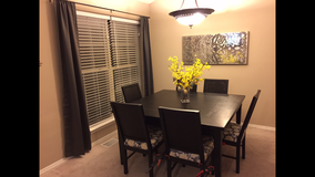 Dining table and chairs in Tampa, Florida