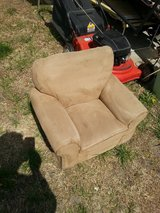 beige chair in Fort Riley, Kansas
