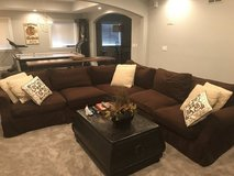 Large Sectional Couch in Glendale Heights, Illinois