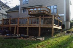 HOME REMODELING/DECKS/FENCES & MORE in Fort Riley, Kansas