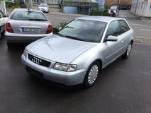 Audi A3 Automatic- brand new inspection- todays offer! in Hohenfels, Germany