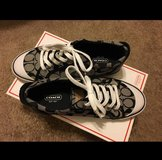 Coach canvas Sneakers - Like New in Vacaville, California