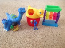 Preschool Fisher Price Dinosaur Set in Shorewood, Illinois
