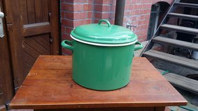 German enamel sturdy canning pot in Wiesbaden, GE