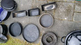 German vintage Bakeware lot in Wiesbaden, GE