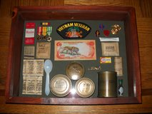 Viet Nam C-Ration Shadow Boxes in Oceanside, California