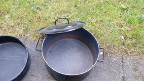 Vintage German Stock pot. very sturdy weight in Ramstein, Germany
