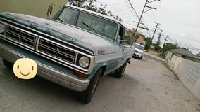 1970 Ford F250 in Barstow, California