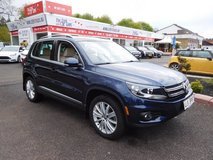 '14 VW Tiguan SE AWD AUTOMATIC in Spangdahlem, Germany